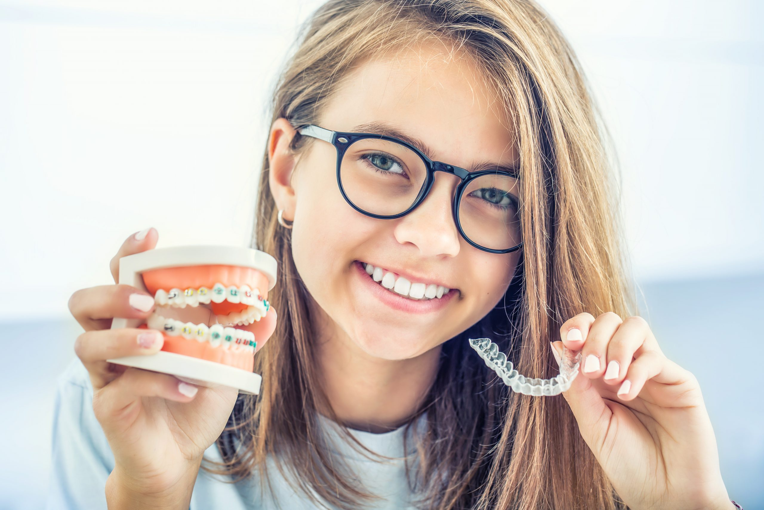 Love your smile with Invisalign
